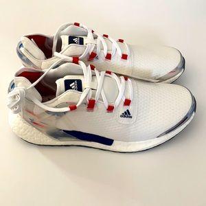 Rare Adidas Alphatorsion Boost USA Olympic Shoes